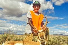 Guided Antelope Hunting